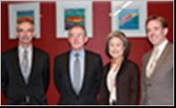2011.10 아일랜드 대학들과 MOU체결 사진