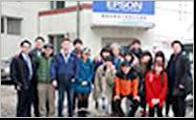 2013.03 필리핀 바탕가스대학 교환학생 파견 사진